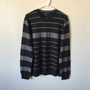 Men's express merino wool sweater